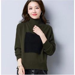 Áo len nữ form rộng thời trang ZAVANS