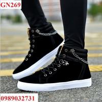 HÀNG NHẬP - Giày bốt nam - GN269
