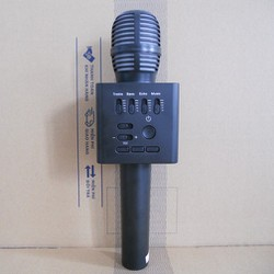 micro kiêm loa karaoke Q9-1