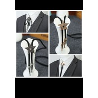 Bolo tie MB0044BW01