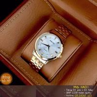 Đồng hồ nữ cao cấp Halei chống nước