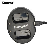 Sạc cốc đôi Kingma cho máy ảnh Sony alpha