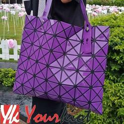 Túi xách nữ thời trang Kim Cương Vuông - Xuất Nhật