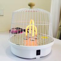 Đèn máy sưởi hình lồng chim Sang trọng, an toàn