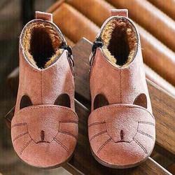 Giày boot bé gái