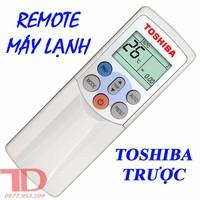 Điều khiển máy lạnh Toshiba dạng nắp trược