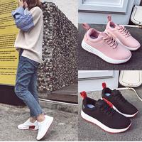 Giày sneaker nữ thể thao năng động tăng chiều cao GN163