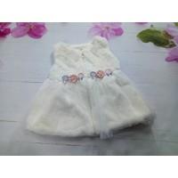 Áo khoác váy gile lông cho bé từ 13kg đến 20kg