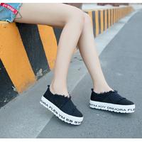 BM458D - Giày Bánh Mì Nữ Cá Tính