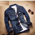 Áo khoác Jeans NAM thời trang, phong cách hiện đại sành điệu