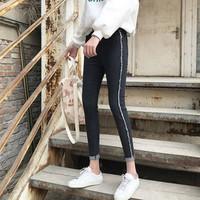 quần skinny nữ trendy Mã: QD1529