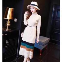 VL71059_ Váy len siêu xinh _ Hàng nhập
