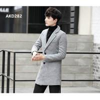 Áo khoác dạ nam ấm đẹp