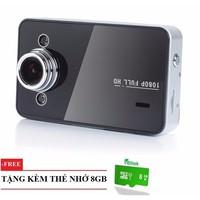 Camera Hành Trình 2502 Kèm Thẻ Nhớ 8GB