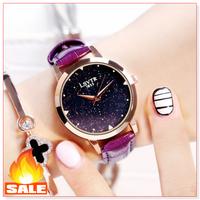 Đồng hồ nữ hãng LSVTR đồng hồ nữ đẹp đồng hồ giá rẻ