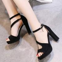 Giày sandal cao gót nữ xinh