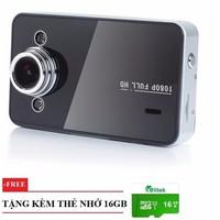 Camera Hành Trình 2502 Kèm Thẻ Nhớ 16GB