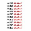 Sim Số Đẹp 11 số Vinaphone