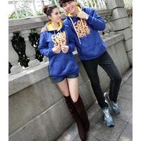 KC467 - Aó khoác đôi hoodie thời trang giá 300k cặp