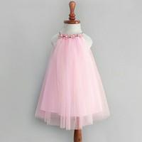 Đầm voan công chúa