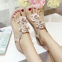 giày sanđan kết hoa xinh