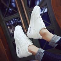 Giày thể thao nữ trắng full