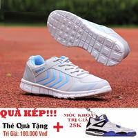 Giày thể thao đôi Nữ Nam siêu nhẹ