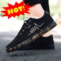 giày sneaker nam họa tiết GLK125