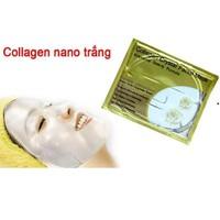 Combo 5 Mặt nạ Collagen đắp mặt nano trắng