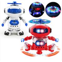 Robot thông minh xoay 360 độ V99