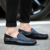 Giày lười nam trẻ trung GLK136