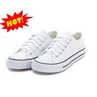 giày vải nam cổ điển GLK107
