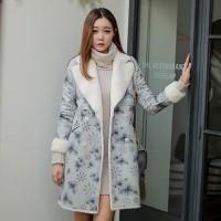 Áo manto hoa SIÊU ĐẸP style Hàn