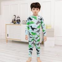 Bộ đồ khủng long cho bé - Quần áo trẻ em - Quần bé trai