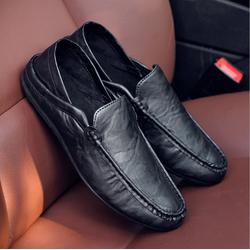 Giày lười nam Casual nhập khẩu Lâm Anh