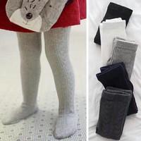 Quần tất len cho bé gái từ 0-3 tuổi
