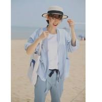 Áo khoác kiểu Hàn Quốc dễ thương-5264