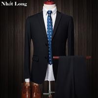 Bộ quần áo VEST NHẤT LONG đẳng cấp và lịch lãm
