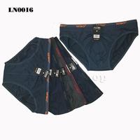 Hộp 05 quần lót tam giác Nemo thun lạnh hai lưng cao cấp