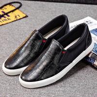 Giày lười da nam cao cấp GLK152
