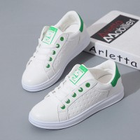 giày bata phối xanh