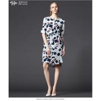 Đầm hoạ tiết cao cấp - hàng nhập Quảng Châu