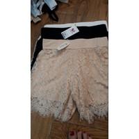 quần đùi váy ren chất đẹp
