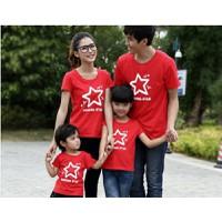 áo thun gia đình siêu rẻ đẹp
