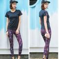 BT7211 - Bộ tập nữ áo ngắn và quần dài - giá 780k