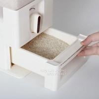 Thùng đựng gạo 10kg Ts-3626B