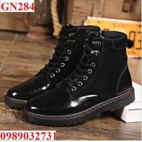 Giày bốt nam Hàn Quốc  - GN284