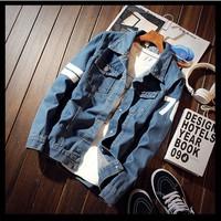 Áo khoác jeans nam BOSTON