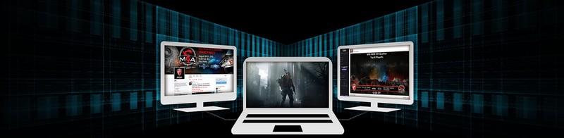 Laptop MSI GV72 7RE-1424XVN - Core i7-7700HQ/ Dos (17.3 inch) - Đen - Hàng Chính Hãng