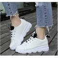 TT055D - Giày sneaker nữ phong cách Hàn Quốc